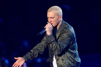 "Eminem Shares ""Shady XV"" Cover Art [Update: Tracklist Revealed]"