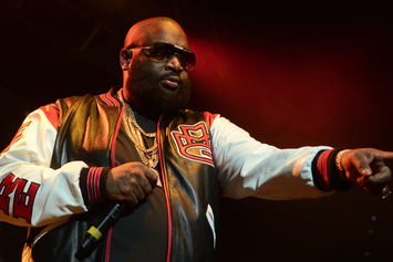 "Rick Ross Reveals Cover Art For ""Hood Billionaire"" [Update: Tracklist With Features Revealed]"