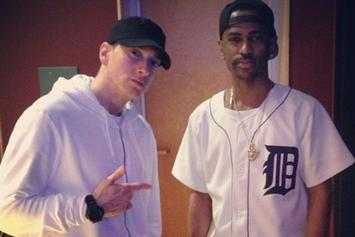 Big Sean Confirms Eminem Collaboration