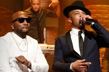 """T.I. & Jeezy Perform """"G Shit"""" On Late Night With Seth Meyers"""