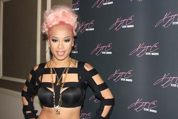 Keyshia Cole Won't Be Prosecuted For Attacking Cash Money Employee