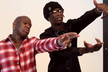 Birdman & Young Thug Cover RESPECT Magazine