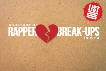 A History Of Rapper Break-Ups In 2014