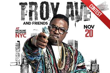 Contest: Win Tickets For Troy Ave Live In NYC With Funkmaster Flex