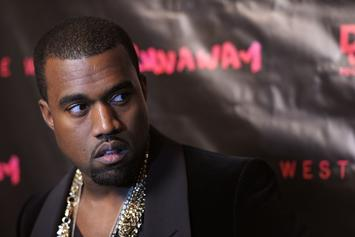 Seth Rogen Says Kanye West Played Him His New Album In A Limo