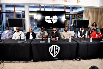 First Week Sales For The Wu-Tang Clan & Mary J. Blige's New Albums