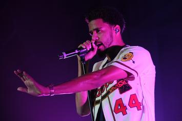 """J. Cole Lists Top 5 Rappers, Recalls """"Worshipping"""" Eminem"""