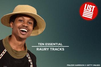 10 Essential Raury Tracks
