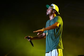 "J. Cole's ""2014 Forest Hills Drive"" Debuts At Number One On The Billboard 200"