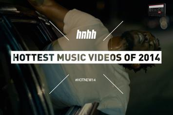 Hottest Music Videos Of 2014