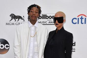 Wiz Khalifa Reportedly Building A Case Against Amber Rose To Gain More Custody Of Their Son