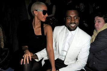 "Amber Rose Responds To Kanye West's Comment About Taking ""30 Showers"""