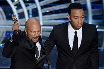 "Common and John Legend Win An Oscar For ""Glory"""