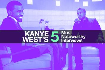 Kanye West's 5 Most Noteworthy Interviews
