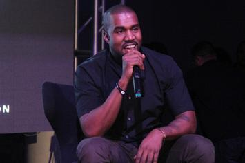 "Kanye West Speaks On His New Album, Destroying Exclusivity & ""The Ye Button"" With Zane Lowe"