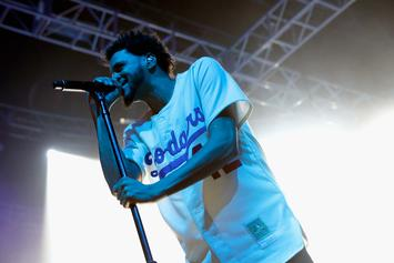 "J. Cole Announces ""Dreamville Takeover"" SXSW Show"