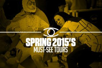 Spring 2015's Must-See Tours