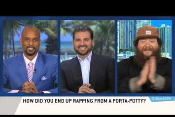 Action Bronson On ESPN's Highly Questionable