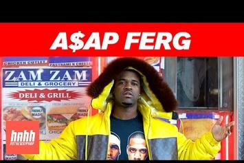 "A$AP Ferg Talks ""Growth"" On Upcoming Album & Lessons From A$AP Yams"