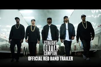 """Dr. Dre & Ice Cube Introduce """"Straight Outta Compton"""" Extended Trailer"""