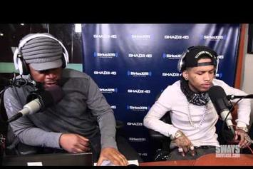 "Kid Ink Breaks Down ""Round Here"" On Sway In The Morning"