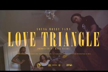 """Young Money Yawn """"Love Triangle"""" Video"""
