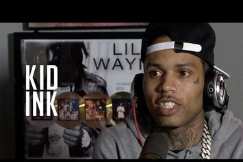 Kid Ink On Hot 97