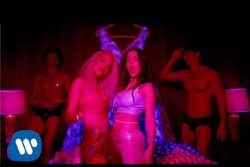 "Charli XCX Feat. Rita Ora ""Doing It "" Video"