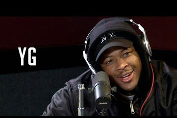YG Talks Fighting DJ Mustard & Grammy Protest On Ebro In The Morning