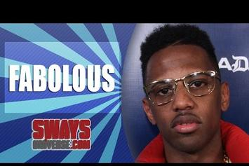 Fabolous Freestyles On Sway In The Morning