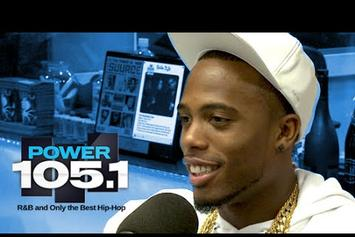 B.o.B On The Breakfast Club