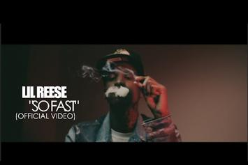 """Lil Reese """"So Fast"""" Video"""