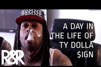 A Day In The Life Of Ty Dolla $ign