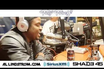 QuESt Freestyles On Shade 45