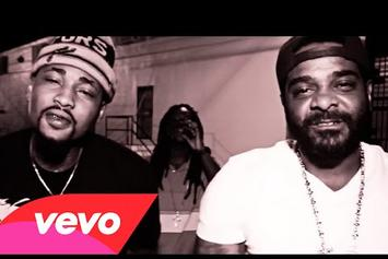 "Jim Jones Feat. Balgreezy & YD ""Ocho"" Video"