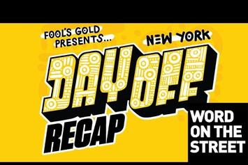 Fool's Gold Day Off With Danny Brown, ILoveMakonnen, Just Blaze (Hosted by World's Fair)