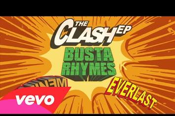 "Busta Rhymes Announces ""Calm Down: The Clash"" EP"
