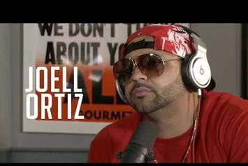 Joell Ortiz On Hot 97, Spits Freestyle