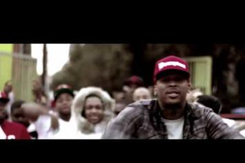 "Joe Moses Feat. YG ""Burn Rubber"" Video"