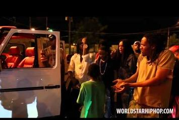"Chief Keef Feat. Tadoe ""Tec"" Video"