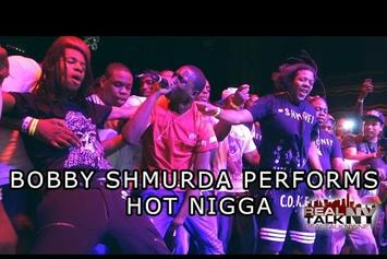 "Bobby Shmurda Performs ""Hot Nigga"" Live In NYC"