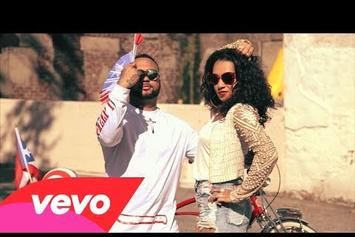 "Lumidee Feat. Bodega Bamz ""Mars"" Video"