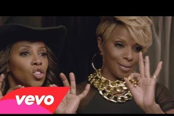 """Mary J. Blige """"A Night To Remember"""" Video"""