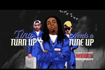 "Lil Wayne Previews New Song ""Tina Turn Up Needs A Tune Up"""