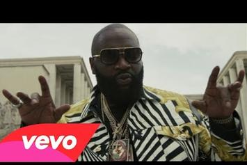 "Rick Ross ""Rich Is Gangsta"" Video"