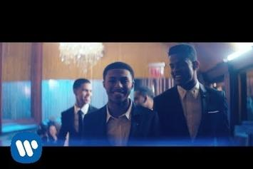 "Diggy Simmons ""My Girl"" Video"