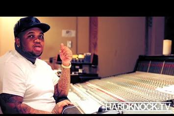 "DJ Mustard Plays Original ""Sanctified"" Beat"