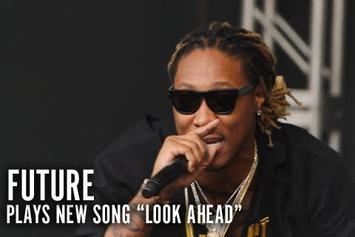 "Future Performs ""Honest"" Intro, ""Look Ahead"" At SXSW"