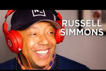 Russell Simmons Talks Def Jam History & His New Book