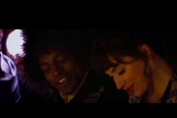 """First Look At Andre 3000 As Jimi Hendrix In """"All Is By My Side"""""""